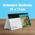 Kalendarze biurkowe 21x11cm