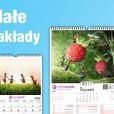 Kalendarze wiszące małonakładowe
