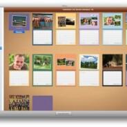 Jak wydrukować kalendarz z iPhoto