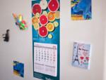 Kalendarze lodówkowe