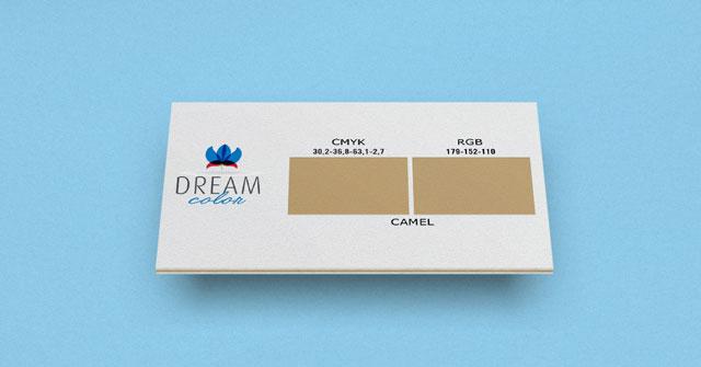 DREAM COLOR camel w Studiouh.com